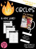 """Lit"" Circles"