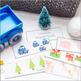 """Little Blue Truck's Christmas"" Speech and Language Book Companion"