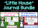 """Little House in the Big Woods"" & ""Little House on the Prairie"" Journal BUNDLE"