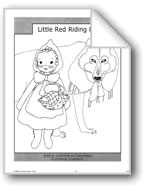 'Little Red Riding Hood': A Retelling