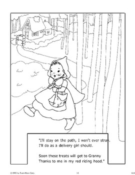 """Little Red Riding Hood"": A Retelling"