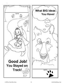 """Little Red Riding Hood"": Classroom Management"