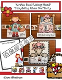 Little Red Riding Hood Activities: Fairy Tale Craft For Sequencing & Retelling