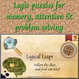 ★ Logical Leaps Logic Puzzles - Low Intermediate ★