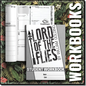 Lord Of The Flies Student Workbooks By Stacey Lloyd Tpt