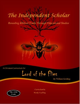 """Lord of the Flies"" - Unit Study Guide by The Independent Scholar"