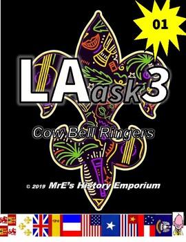 """LouisianaAsk3"" Cow Bell-Ringers"