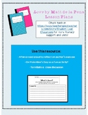 """""""Love"""" Lesson Plan and Printable"""