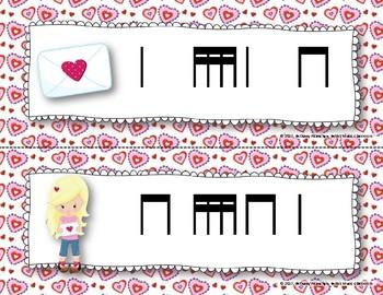"""""""Love Notes"""" - A Valentine's Day 'Write the Room' Activity - Tika-tika"""