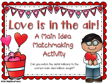 {{Love is in the air! A Valentine's Day FREEBIE!}}