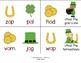 """Lucky Leprechaun"" ~ A St. Patrick's Day-Themed CVC Phonics Game"