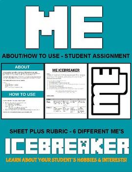 """ME"" Icebreaker"