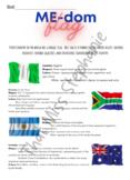 """""""ME-dom"""" Flag Design: Symbolism Activity for Grades 3-5"""
