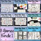 [MEGA BUNDLE]Spot It game: 8 sets !