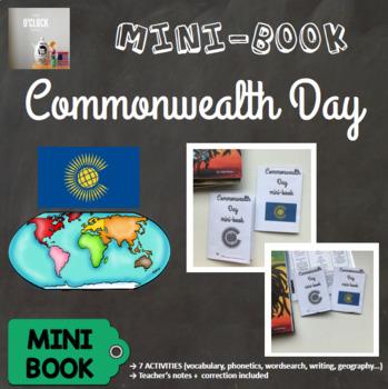 [MINI-BOOK] Commonwealth Day