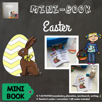 [MINI-BOOK] Easter