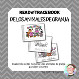 [MINIBOOK] Farm Animals Read & Trace