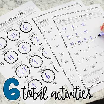 END OF YEAR Activities: Fun & Fresh! {Pack #2}