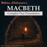 """Macbeth"" Complete Play PowerPoint Presentation"
