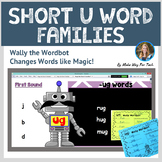 Short U Word Family Activities | Short Vowel Word Family C