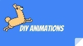 """""""Make Your Own Animation"""" - Google Slides Lessons for Computer Library"""