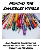 """""""Making the Invisibles Visible"""" 50 Short Stories for FVR R"""