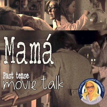 """Mamá"" Movie Talk Pack"