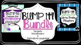 Bump It Games for Vocabulary and Figurative Language BUNDLE