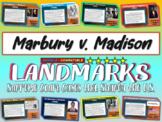 -Marbury vs. Madison- Landmark Supreme Court Case (PPT, handouts & more)
