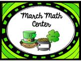 {March} Math Center