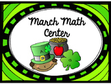 {March} Phonics Center