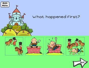 No Print Humpty Dumpty Nursery Rhyme Plus Extras