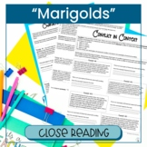 """Marigolds"" by Eugenia Collier - Close Reading"