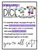 Dice Activity Book - 2.MD.1, 2.MD.2, 2.MD.3, 2.MD.4, 2.MD.