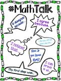 #MathTalk Poster