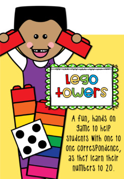 *Maths Game* Lego Towers