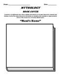 """Maui's Home"" Polynesian Myth Book Cover Worksheet"