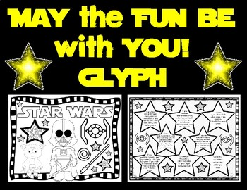 May the Fun Be with You! Star Wars Inspired Glyph Activity