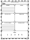 *** McGRAW HILL WONDERS *** Vocabulary Notebook Pages Unit 6