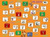 ¡Me Gusta! Spanish Board Game & Flashcards