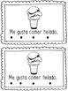 'Me gusta' Spanish Tracking Mini Book