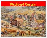 """Medieval Europe"" + DBQ Assessments"
