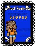 """""""Meet Rosina"""" A McGraw Hill Wonders Text Study"""