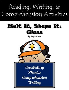 """Melt It, Shape It"" Guided Reading Program Activities"