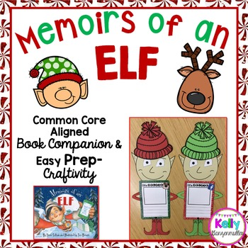 *Memoirs of an Elf* Book Companion and Craftivity