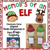 *Memoirs of an Elf* Book Companion and Craftivity
