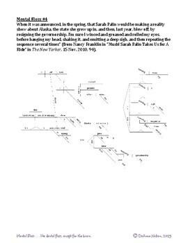 """Mental Floss"": Sentence Diagramming Challenges--Book 2"