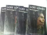 """Messenger (Sequel of ""The Giver"")"" books, by Lois Lowry -"