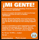 Conjugation Practice for All Tenses to Verbally Produce Spanish: ¡Mi Gente!