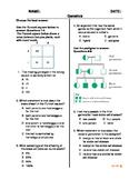 (Middle Grades - Life Science) Genetics QUIZ